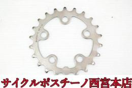 【1PA978】	SHIMANO DEORE LX FC-M570 22T チェーンリング PCD58mm 未使用品