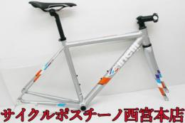 【FR3696】CINELLI EXPERIENCE 700C アルミフレームセット 完成車外品