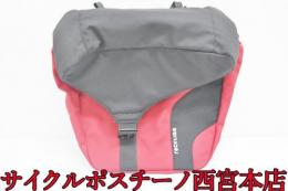 【11P8854】racktime リアキャリア用バッグ 17L 中古品