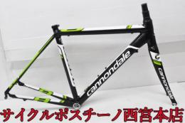 【FR3778】2016 CANNONDALE CAAD8 700C アルミフレームセット 中古品